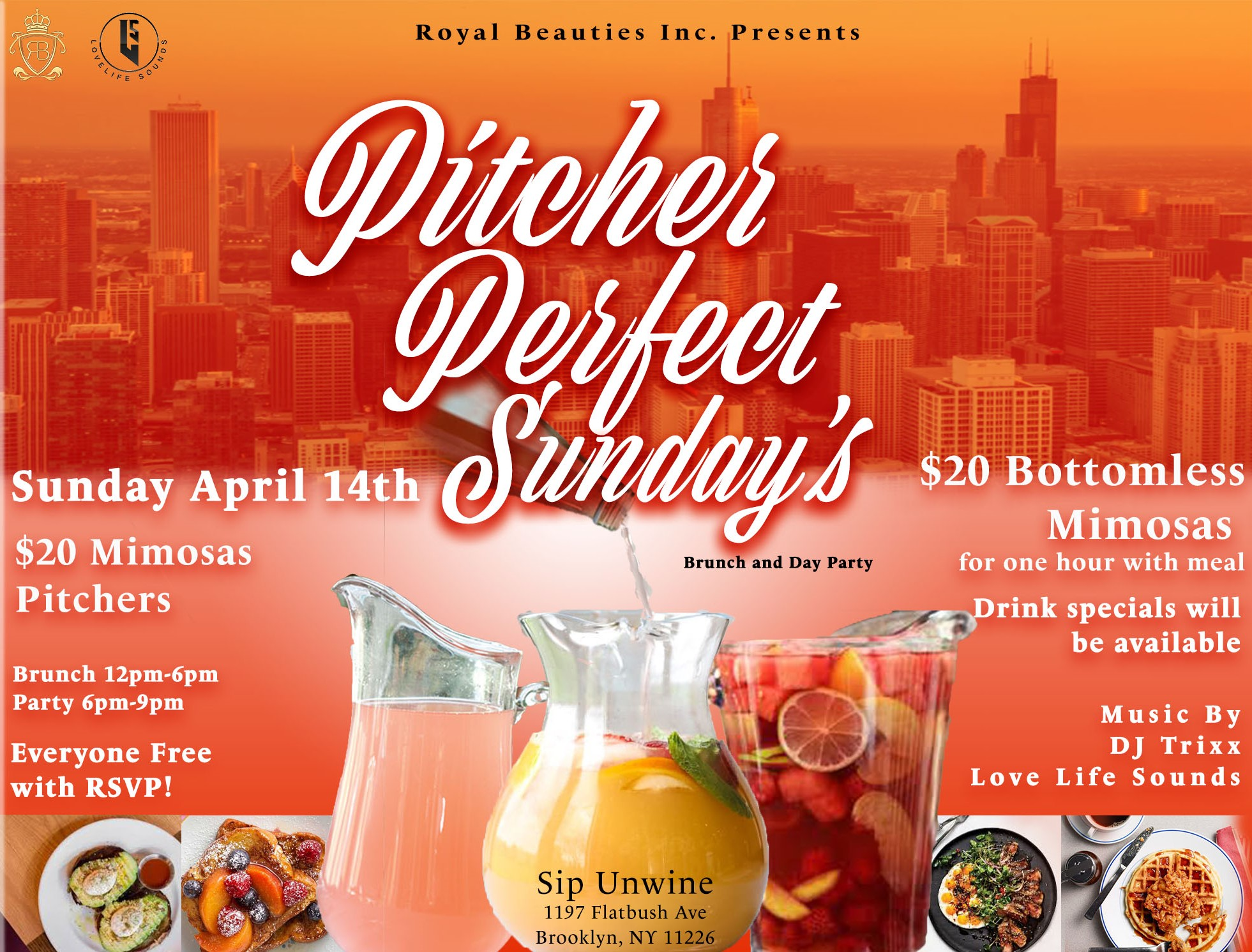 Check out Pitcher Perfect Sunday on Whim