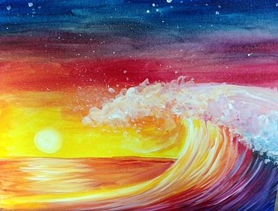 Check Out Sunshine And Waves On Whim
